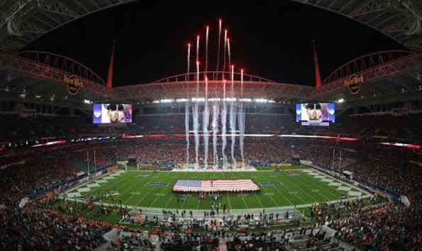When and Where the Super Bowl 2022 take place?